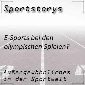 E-Sports bei Olympia?