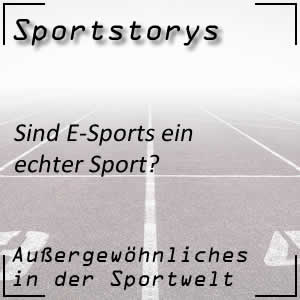 E-Sports ein echter Sport?