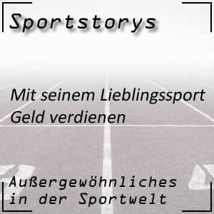 Mit Lieblingssport Geld verdienen