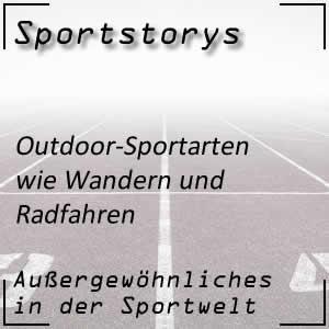 Outdoor-Sportarten