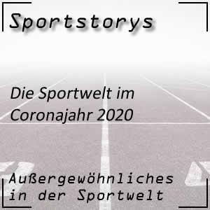 Sportwelt im Coronajahr 2020