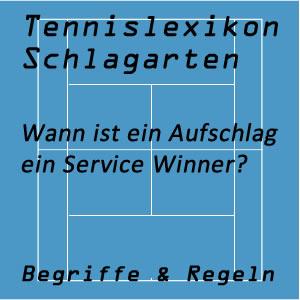 Service Winner