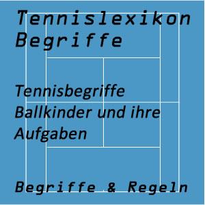 Tennis Ballkinder