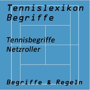 Tennis Netzroller