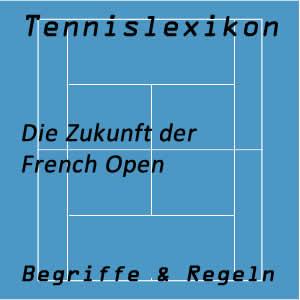 French Open in der Zukunft