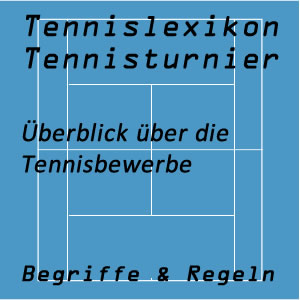 Tennisbewerbe im Profitennis