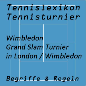 Tennisturniere Wimbledon in London