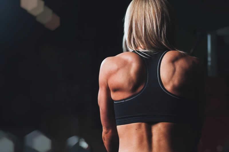 Nackenschmerzen nach Krafttraining