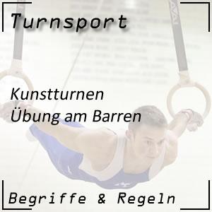 Turnsport Kunstturnen Barren