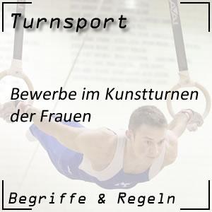 Turnsport Kunstturnen Frauen