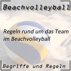 Beachvolleyball Team / Mannschaft
