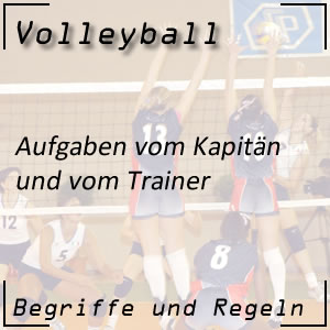 Volleyball Kapitän Trainer